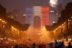 'Les Bleus' World Cup Victory Parade Set for Champs Elysees