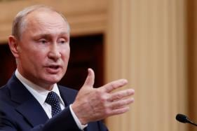 Vladimir Putin Slams 'Ungrounded Accusations' After UK Poisonings