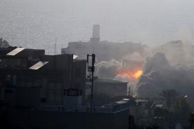 Hamas Says Truce Reached After Israel's Biggest Strikes Since 2014 War