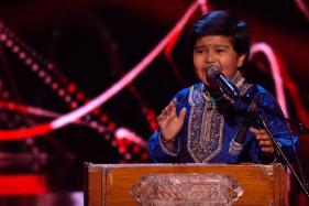 Indian-Origin Kid's Performance With a Harmonium at 'Voice Kids UK' is Out of This World