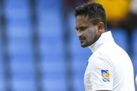 Shakib Al Hasan Ruled Out for Three Months Due to Hand Infection