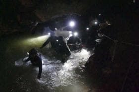 How Four Thai Schoolboys Escaped Flooded Cave Through 4km of Pitch Darkness