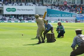 Kohli Wears Khadi Poppy & Soldiers Play Special Match as UK Recognises India's Contribution in WW 1