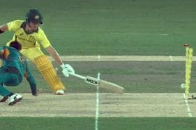 'Maybe Third Umpire Pressed the Wrong Button' - Maxwell Leads Aussie Protest Over Short Run Out