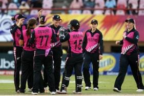 WWT20: New Zealand Complete Eight-wicket Rout of Ireland to Finish Campaign on a High