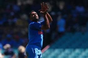 India vs Australia: Rayudu Reported for Suspect Bowling Action