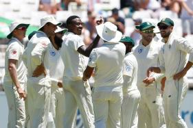 Pakistan Face Series Whitewash Against Rampaging South Africa in Johannesburg