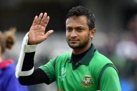 India vs Bangladesh   Shakib Kept Away from Practice on ICC Insistence, Faces Ban