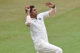 India vs West Indies: To Groom Him for Tests, India Keeps Saini as Cover in Caribbean