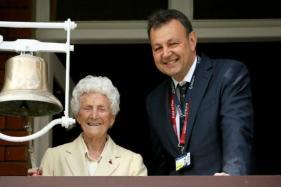 Eileen Ash, Oldest Living Cricketer, Honoured with Portrait at Lord's