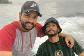 Rohit, Dhawan and Shreyas Relax at Sea Ahead of Third ODI