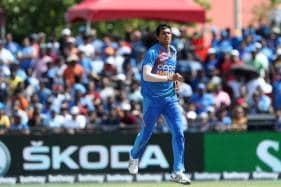 India vs West Indies   Saini Handed Demerit Point for Breaching ICC Code of Conduct