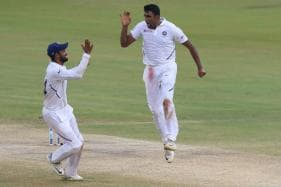 India vs South Africa: Ashwin Joint-fastest to 350 Test Wickets, Joins Muralitharan on Top