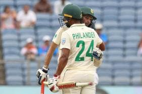 India vs South Africa | Ashwin Four-fer Gives India Lead After Maharaj & Philander's Rearguard Action