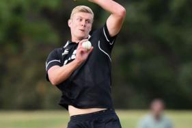 India vs New Zealand | Kyle Jamieson Included in NZ ODI Squad, Latham to Make Comeback