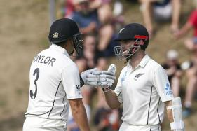 India vs New Zealand   Kane Williamson & Ross Taylor Ensure Hosts Take Lead into Day 3