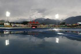 India vs South Africa   Rain Washes Out First ODI at Dharamsala