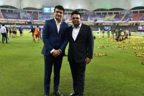 'There's No One That's More Passionate About the Game Than Sourav Ganguly'