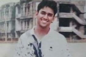 Fashion Icon In Youth: Chennai Super Kings Posts Rare Picture of MS Dhoni
