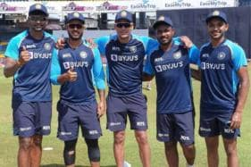 IND vs SL: Team India Hands Debut to Five Players; First Instance Since 1980