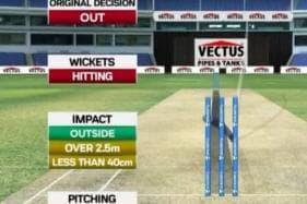 India vs Sri Lanka: Wasim Jaffer has Hilarious Response to Third Umpire's Blunder