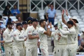 India vs England: James Anderson Leads England Fight Back as Rain Plays Spoilsport