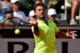 Three-time Slam Winner Wawrinka Ousted by Qualifier Young