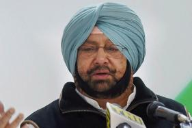 'Absolute Nonsense': Amarinder Singh Rubbishes Navjot Kaur Sidhu's Ticket Claim, Says She 'Backed Off'