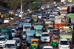 Now, Delhites Can Get Updates on Traffic Jams Via Police's Facebook Live