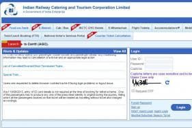 IRCTC Launches Payment Aggregator iPay: Here Are The Details