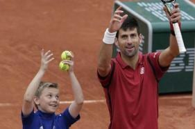 Djokovic, Serena Avoid Distractions of French Open 'Circus'