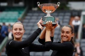 Garcia, Mladenovic Win French Open Women's Doubles Title