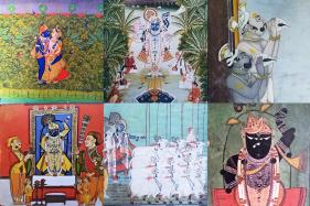 On the Pichwai Trail: The Fading Temple Art of Nathdwara