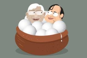 From Bittersweet to Sweet! Rosogollas Mend Nitish-Modi Relations