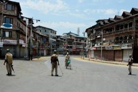 Curfew Continues in Parts of Kashmir for Second Day Post Militant Zakir Musa's killing