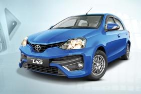 Toyota Etios Range Crosses 4 Lakh Sales Milestone in India