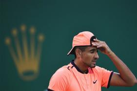 'Struggling' Nick Kyrgios Seeing Psychologists, Working on Mental Health