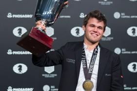 Magnus Carlsen to Defend Chess Crown Against Fabiano Caruana
