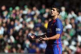 Barcelona Stunned by Betis to Suffer First League Home Defeat in Two Years