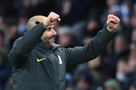 Pep Guardiola Says Managing in England is 'Dream Come True'