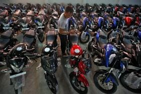 Two-Wheeler Exports From India Rise 19.5% in April-January