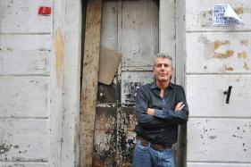 Late Chef Anthony Bourdain's 'Parts Unknown' gets Six Emmy Nods