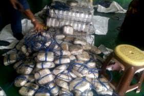 DRI Arrests 6 Pakistani Men for Smuggling 218 Kg of Narcotic at Gujarat's Jakhau Port