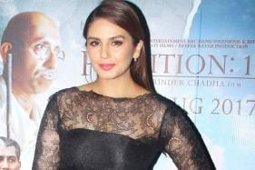 Huma Qureshi is Having a Great Time Shooting for Netflix's Leila, See Pic