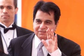 Veteran Actor Dilip Kumar Hospitalised After Chest Infection, Complaints of Uneasiness