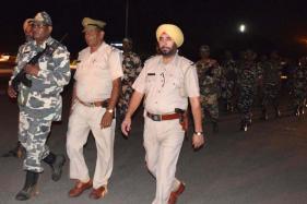Jaish Terrorists in Punjab Planning to Move to Delhi, Warns Intel Input; Police on High Alert