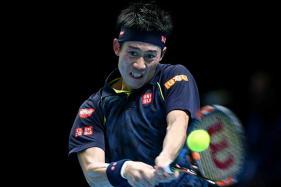 Kei Nishikori Feels 'Tough' After Overcoming Wrist Injury