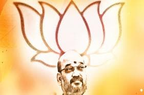 Amit Shah From the Frontline: Three Years of BJP's Youngest Chief