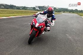 Updated TVS Apache RR 310 to be Launched this Month - Watch Video