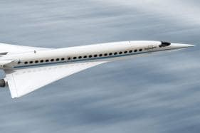 JAL Invests $10 mln in Boom For Supersonic Jet Project